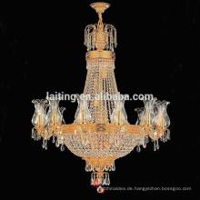 Marokkanische Kerzen Villa Kristall Kronleuchter & Antik Kristall Kronleuchter