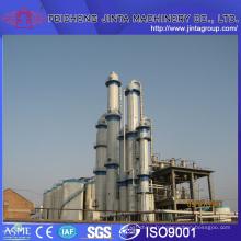 Tour de distillation d'alcool / distillateur d'alcool continu (JINTA)
