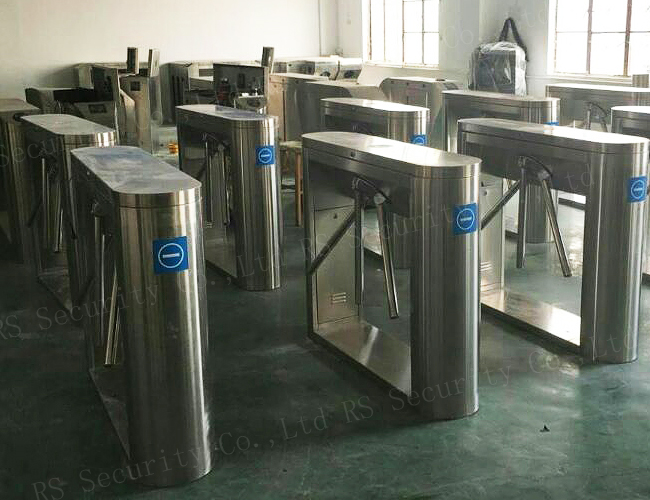 3 Arm Turnstile Gates