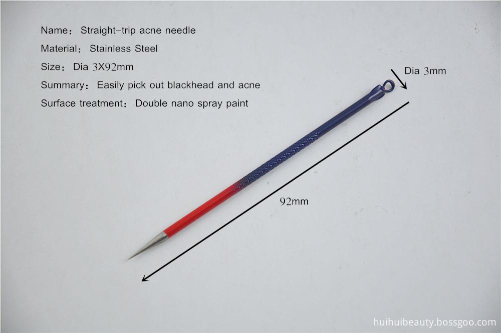 Acne Needle