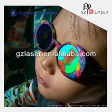 3d Laser-Glas-Gravur, 3d dlp Gläser