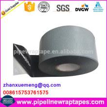 Membrane imperméable auto-adhésive pour pipeline