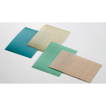 Superabrasive and Microfinishing Film Sheets