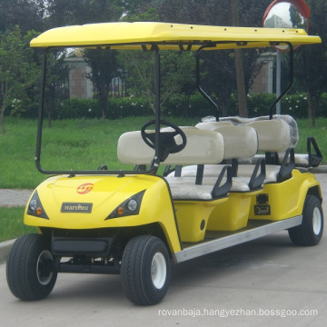 8 Seat Golf Sightseeing Car Electric Golf Cart (DG-C6+2)
