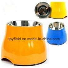 Alimentateur d'alimentation pour produits pour animaux de compagnie Bol de chien en mélamine en céramique