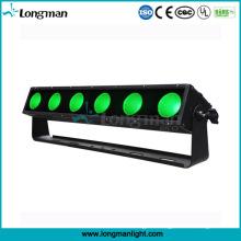 Waterpeoof 6PCS 25W Rgbaw 5in1 LED Pixel Blinder Light