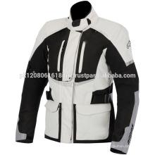 Ziper motorbike cordura jacket/custom ziper motorbike cordura jacket,design zipper motorbike