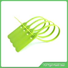 Selo plástico, Pull selo apertado, JY400, selo de fechadura de Metal