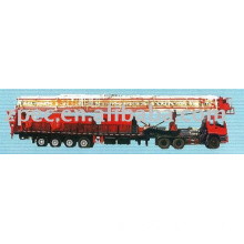 ZJ40 Trailer-mounted Drilling Rig