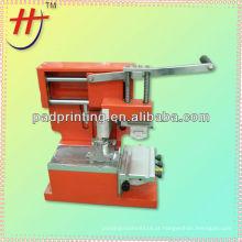 Máquina de impressão manual de almofada manual e mini máquina de exposição VM Seal ink cup