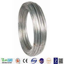 Hot Dipped Galvanized Steel Wire