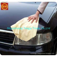 microfiber car seat towel,deerskin car cleaning drying towel