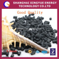 Industrial gas desulphurization activated carbon for air purification