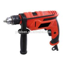 13mm 710W FFU GOLDENTOOL poder de impacto Drill mão elétrica Hand Held Drill Machine GW8075