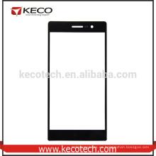 Panel frontal de vidrio táctil para Huawei Ascend P7