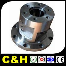 Peças sobresselentes de giro de giro do torno de aço inoxidável do CNC de Ss304 / Ss316 / SUS303 micro