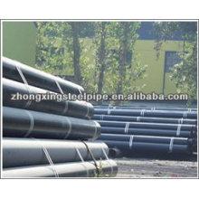 Tubos aço sem costura ASTM a53/a106 gr.b sch 40/sch 80