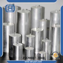 Capacité personnalisée des condensateurs en aluminium