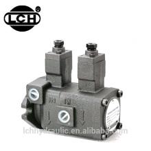 hydraulic machinery vane pump yba linkage oil pump double vane pump