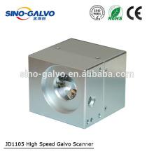 High Speed CO2 Galvanometer Scanner For Laser Marking Machine