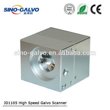 Scanner à grande vitesse de galvanomètre de CO2 pour la machine d'inscription de laser
