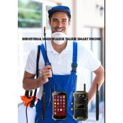 Industrial Used Walkie Talkie Smart Phone