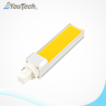 12W 1150lm G24 led plug light