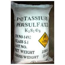 Prix d'usine du persulfate de potassium avec la meilleure qualité