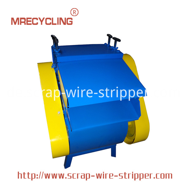 China Draht Recycling Maschinenhersteller