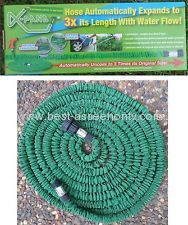 Watering hose 75 FT rubber hoses plastic hoses hoses of textile material, hoses for home gardening