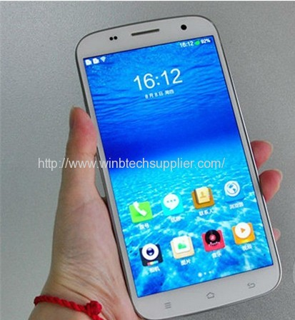 New 6 inch 1920x1080 HD screen Zopo C7 ZP990 mobile phone MTK6589T Quad  core 2GB 32GB 21584c419873