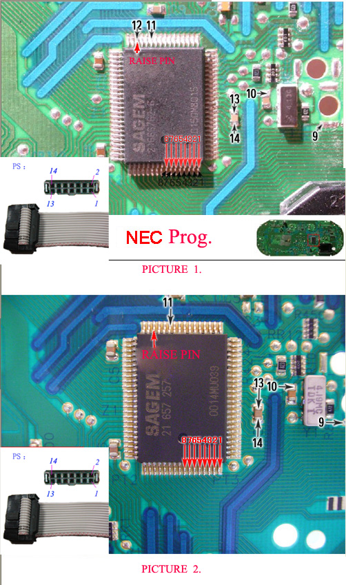 Nec Programmer Auto Ecu Programmer Support Upd 780973
