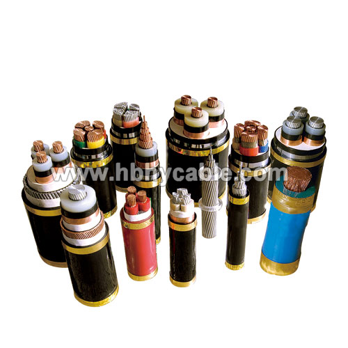 underground power cable
