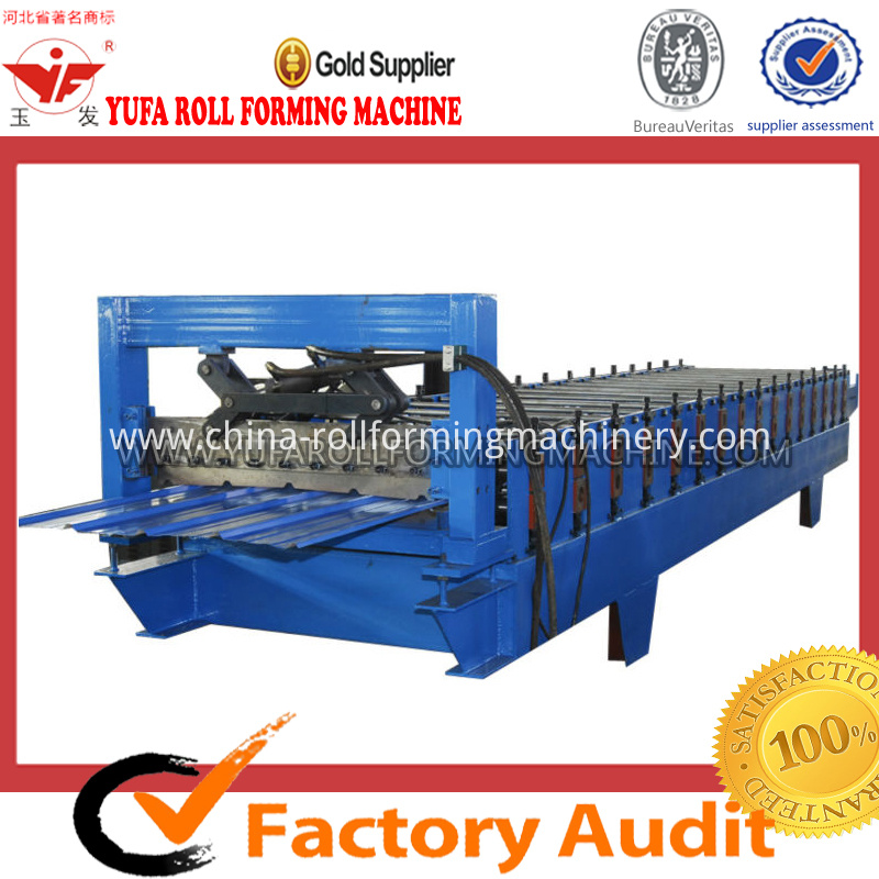 wall tile roll forming machine