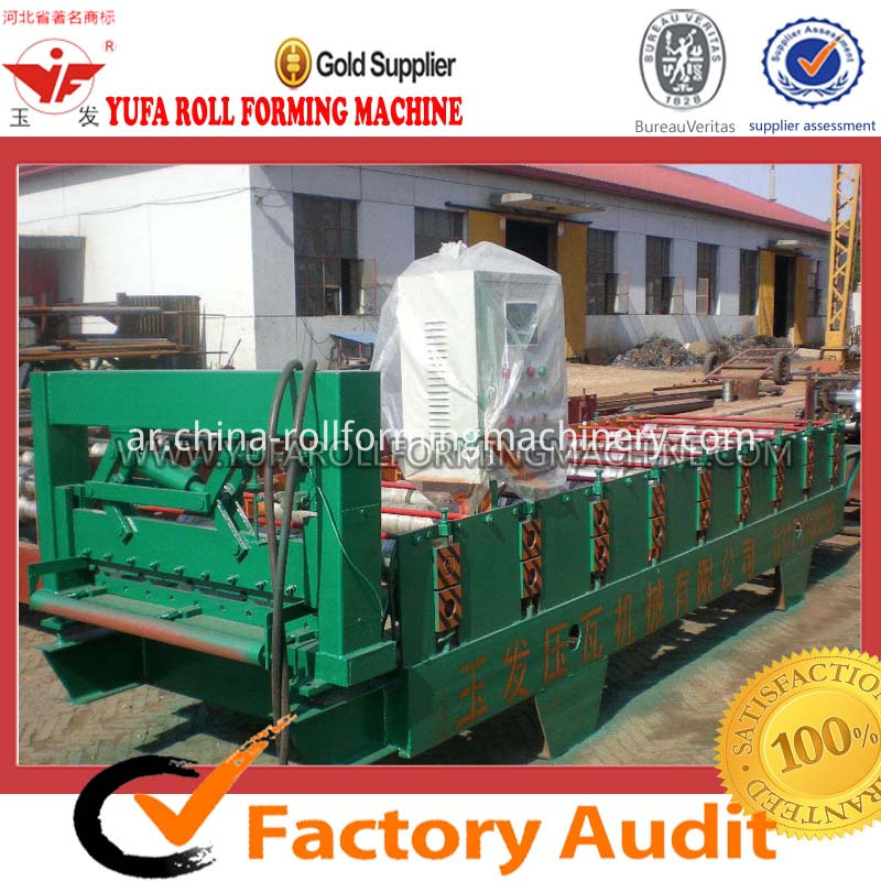 fully automatic wall panel roll forming machine