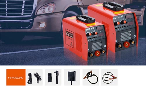 IGBT multifunctional welder combined of welding,battery charging,car starting 3 in 1