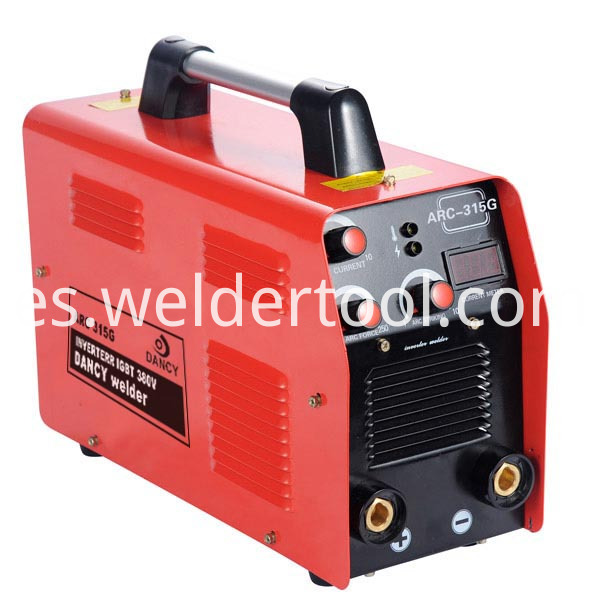 380V three phase welding machine 315A