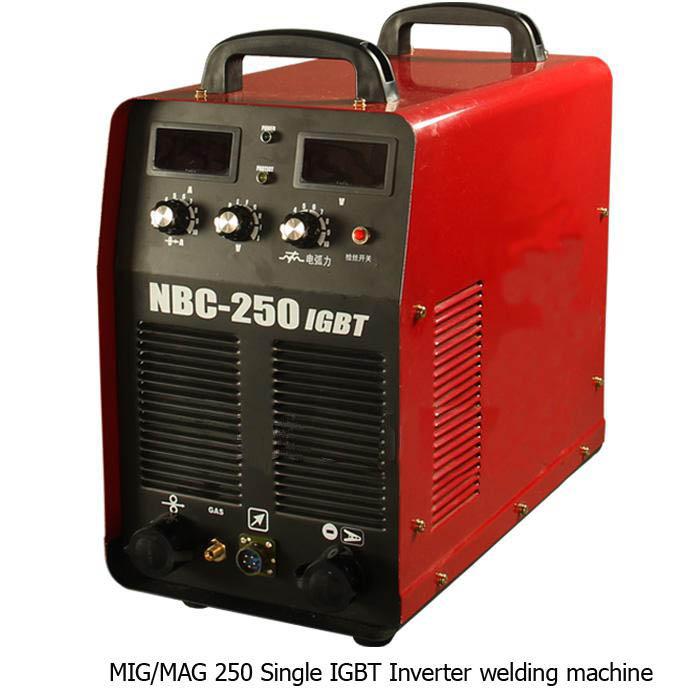 NBC-250 MIG/MAG welding machine