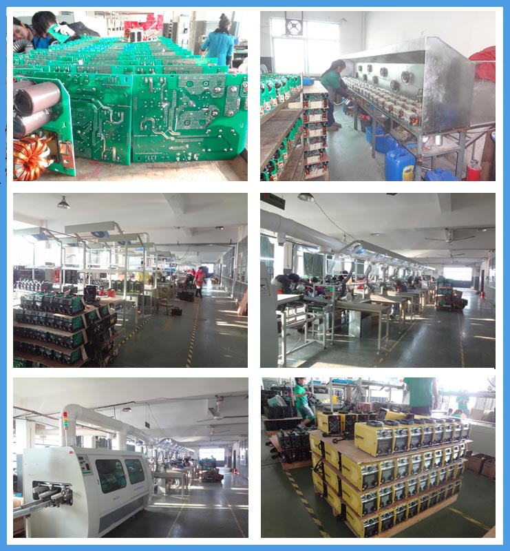 welding machine factory