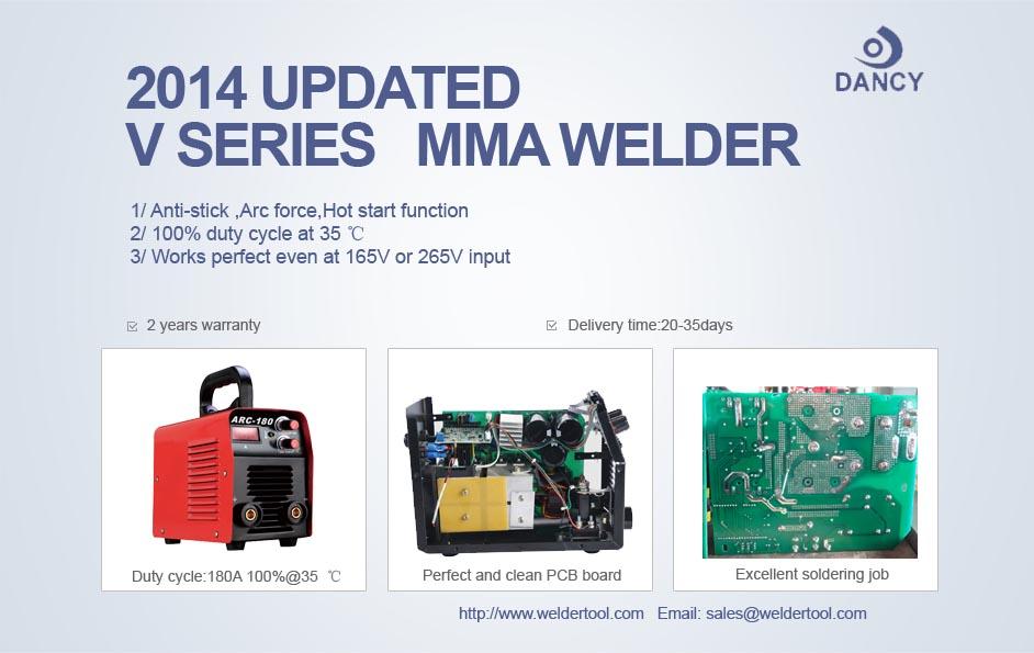 MMA WELDER V series