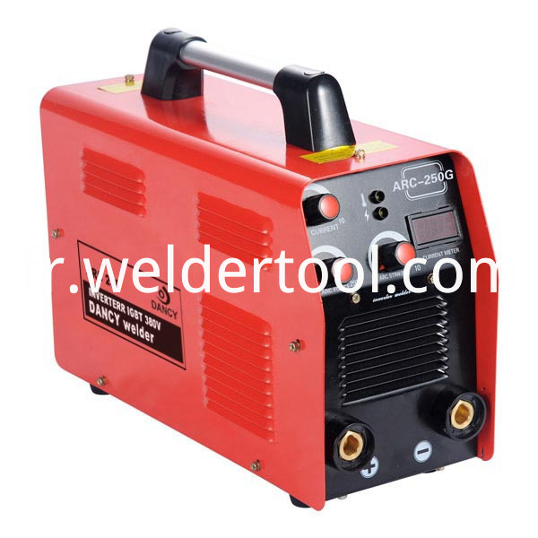 380V  three phase inverter welder for industrial use