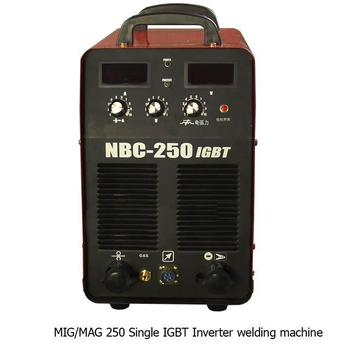 NBC250 MIG/MAG welding machine