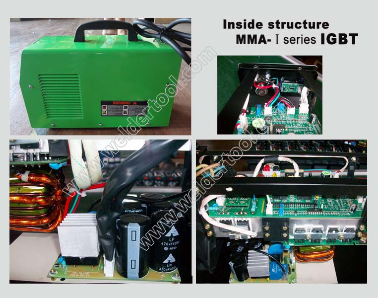 welding machine electronic circuit
