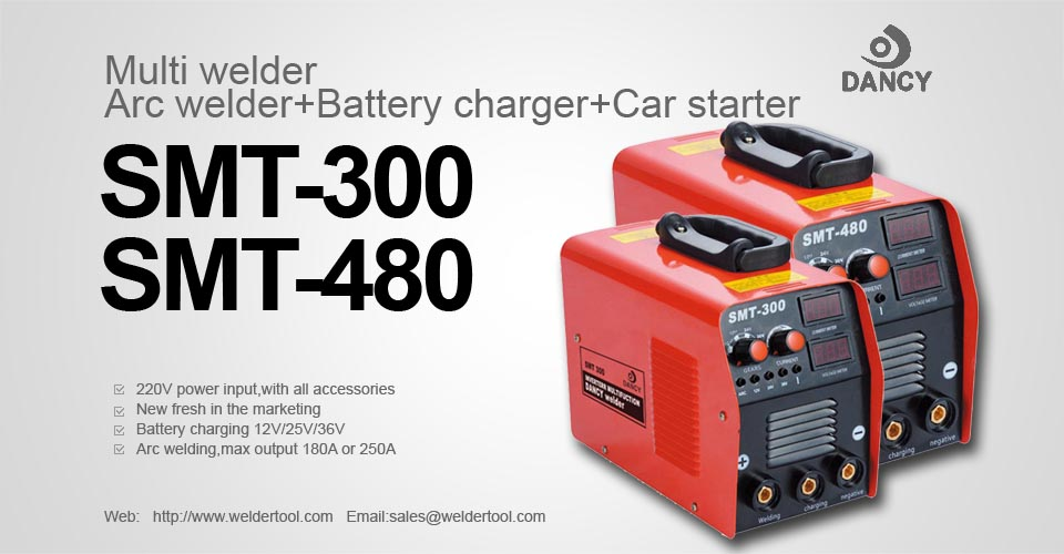 welder+ battery charger+ car starter