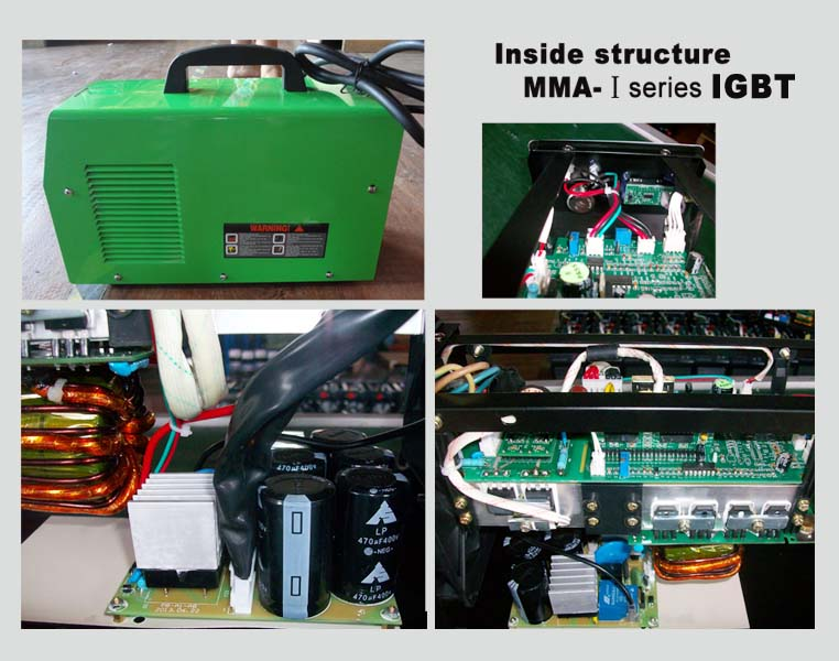 IGBT welding machine circuit