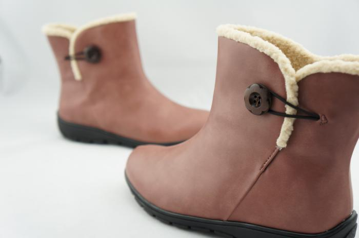 comfortable warm winter boots