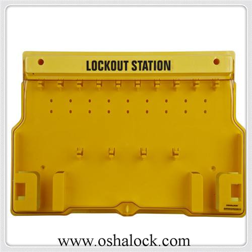safety lockout for safety