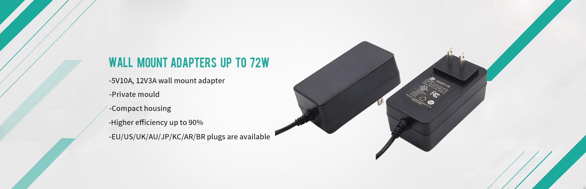 CHARGEUR AC 12//24V MICRO USB 2.4A AVEC CABLE NON SEPARE 1.2M