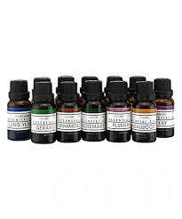 essential oil set of 14