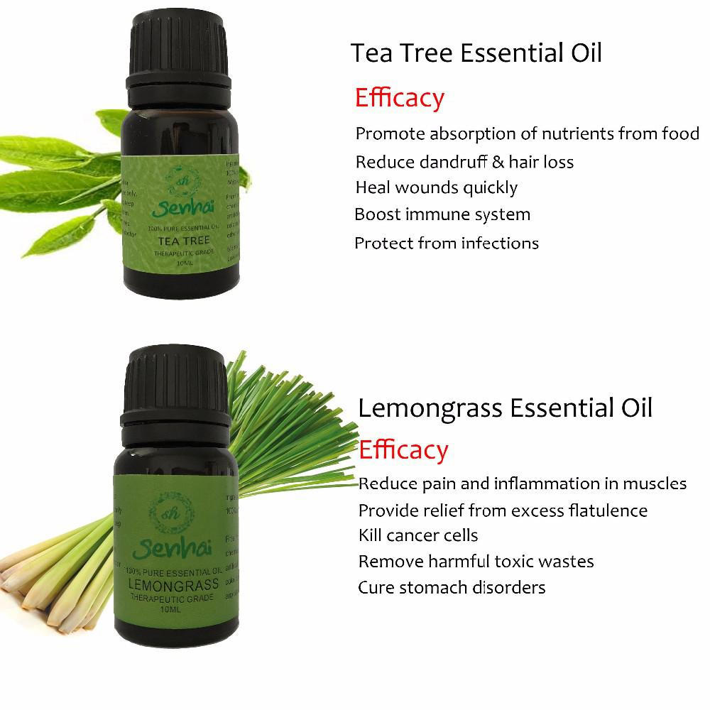 essential oil set